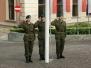 [02.05.2013] Podniesienie flagi państwowej w Dniu Świeta Flagi