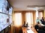 [05.02.2013] Zwiedzanie monitoringu Straży Miejskiej w Tarnowie