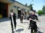 [10.05.2012] Zajęcia klasy pożarniczej w PSP Tarnów