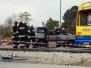 [11.10.2013] Ćwiczenia Autostrada 2013 - symulacja zdarzenia masowego na autostradzie