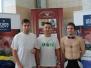 [11.11.2013] IV szkolne zawody pływackie z okazji Święta Niepodległości