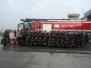 [19.11.2012] Wycieczka klas pożarniczych do Muzem Pożarnictwa