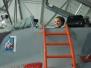 [20.03.2013] Uczniowie klas wojskowych na zajęciach w Szkole Orląt w Dęblinie