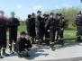 [20.04.2012] Udzial uczniów klasy pożarniczej w wojewódzkich ćwiczeniach taktyczno-bojowych