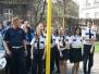 [22.04.2013] Zajęcia z kierowania ruchem drogowym - klasa policyjna