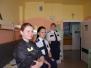[29.05.2013] Odwiedziny w Zespole Szkół przy Szpitalu Św. Łukasza
