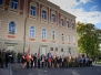 [30.09.2013] Uroczystość przekazania sztandaru Światowego Żwiązku Żołnierzy AK pod opiekę XVI LO