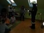 Integracja poprzez naukę i zabawę. Wizyta uczniów XVI LO w Specjalnym Ośrodku Szkolno-Wychowawczym w Tarnowie