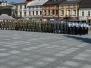 IV Wojewódzki Przegląd Musztry Klas Mundurowych - Nowy Targ 2016