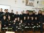 Kadeci z Szkoły Aspirantów  PSP z Krakowa w klasie pożarniczej