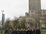 Klasy pożarnicze na dniach otwartych w SGSP w Warszawie