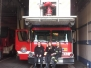 Klasy pożarnicze w Krakowskiej Szkole Aspirantów