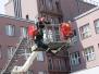 Klasy pożarnicze w Szkole Głównej Służby Pożarniczej w Warszawie