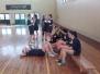 Pierwsze miejsce w halowej piłce nożnej dziewcząt