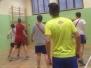 Rozgrywki międzyklasowe w piłkę koszykową
