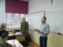 Spotkanie klas wojskowych z przedstawicielami WKU w Tarnowie