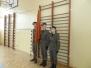 Szkolenie pocztów sztandarowych w SP Nr 11
