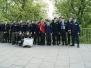 Uczniowie klas mundurowych z XVI LO z Tarnowa z wizytą w BBN