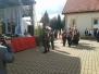 Uroczystości nadania imienia i poświęcenia sztandaru REGINA w Publicznej Szkole Podstawowej w Bistuszowej
