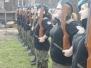 Wiosenne ćwiczenia klasy wojskowej