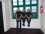 Wizyta uczniów klasy kryminalistycznej w Wyższej Szkole Policji w Szczytnie