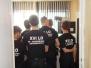 Wydział kryminalistyki - zajęcia klasy policyjnej