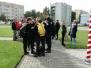 Zajęcia integracyjne - wizyta w komendzie straży pożarnej