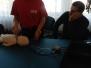 Zajęcia klas medycznych w Pogotowiu Ratunkowym