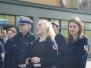 Zajęcia klasy policyjnej w terenie