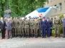 Zajęcia klasy wojskowej w 1. Regionalnym Ośrodku Dowodzenia i Naprowadzania w Krakowie