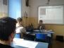 Zajęcia z pracownikiem II Urzędu Skarbowego
